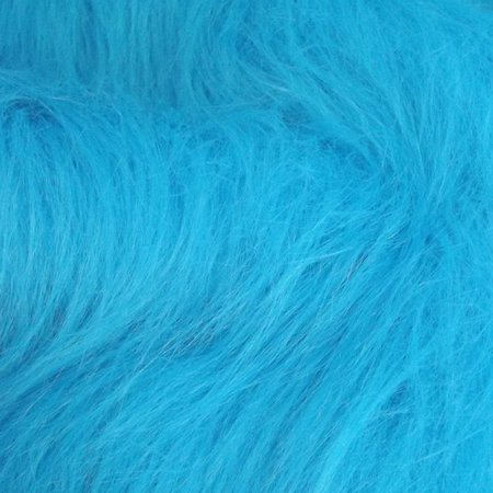 Blue Fur, Long Fluffy